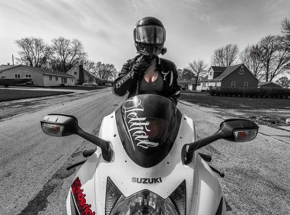 Featured Rider Sage Boesen