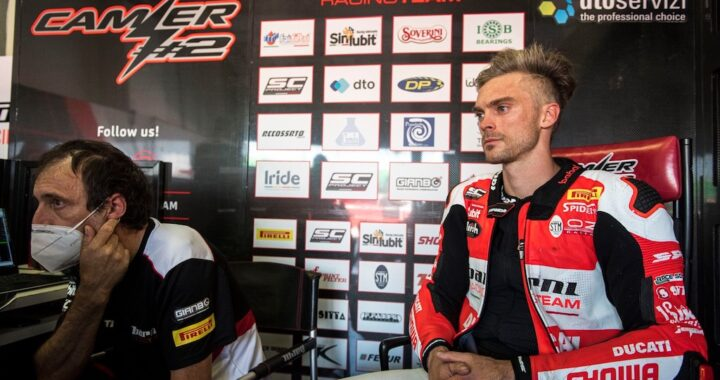 Leon Camier Team Manager for HRC – A New Role