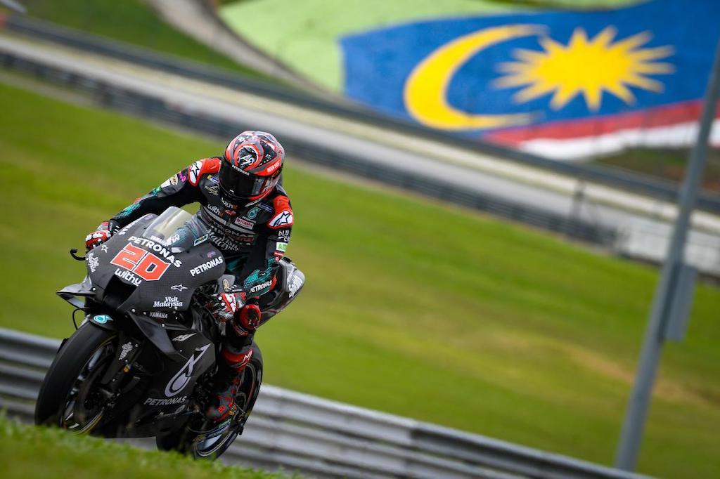 Sepang MotoGP 2021 Test