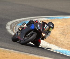 featured rider Monica Mosqueda