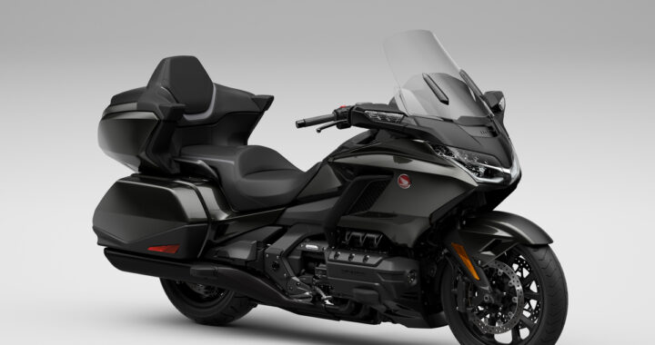 Honda Gold Wing upgrades for 2021
