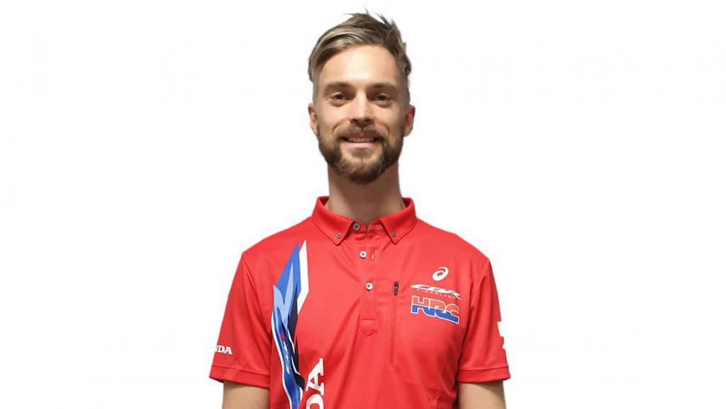 Leon Camier Team Manager