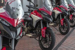 2020 Ducati sales