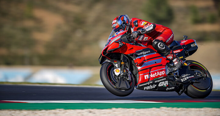 Ducati in MotoGP for another six seasons