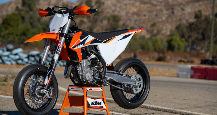 KTM 450 SMR 2021 – First Ride Review