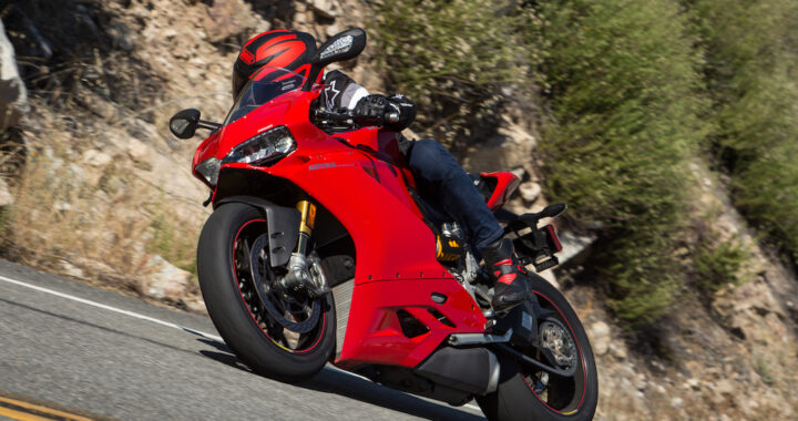 Ducati 1299 Panigale S – First Ride Review