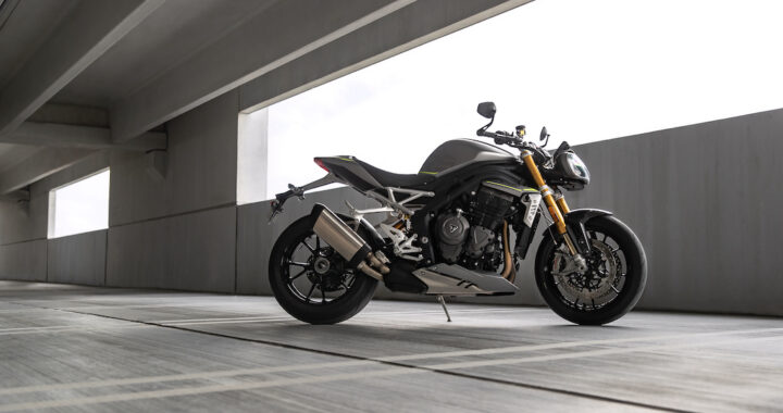 Speed Triple 1200 RS – First Look