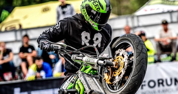 Featured Rider JBStunts