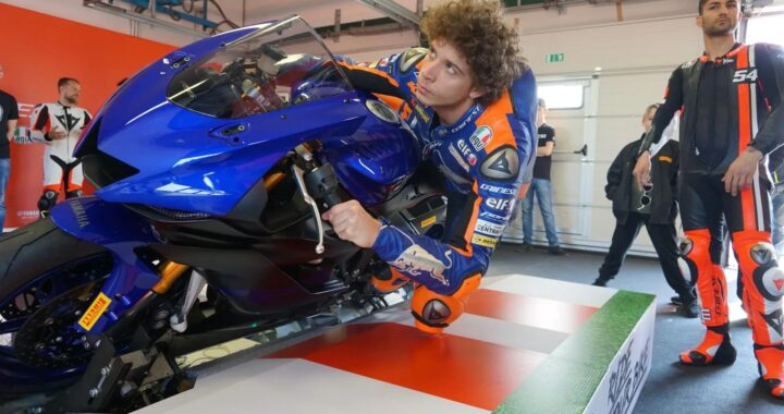 Moto Trainer Simulator Partners with MotoGP