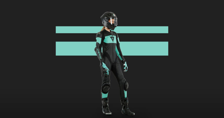 Dainese Imatra One Piece Women's Perforated Leather Suit