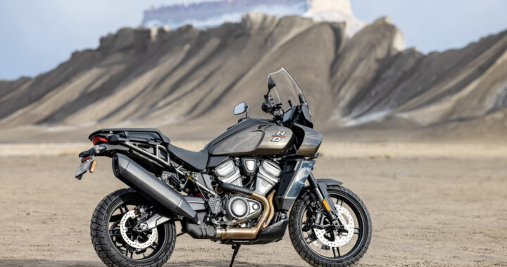 The Pan America 1250 from Harley-Davidson – First Look