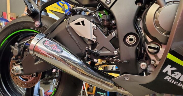 Mojo Exhaust Systems from VooDoo Custom Motorcycle Components