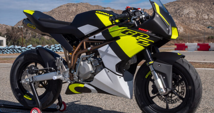 Ohvale GP-2 190 Daytona – First Ride Review