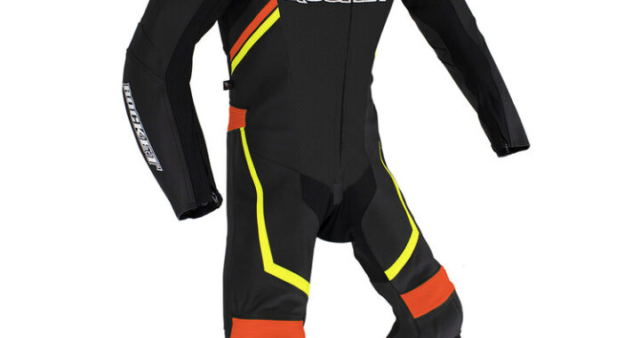 Joe Rocket Speedmaster 7.0 One Piece Leather Race Suit