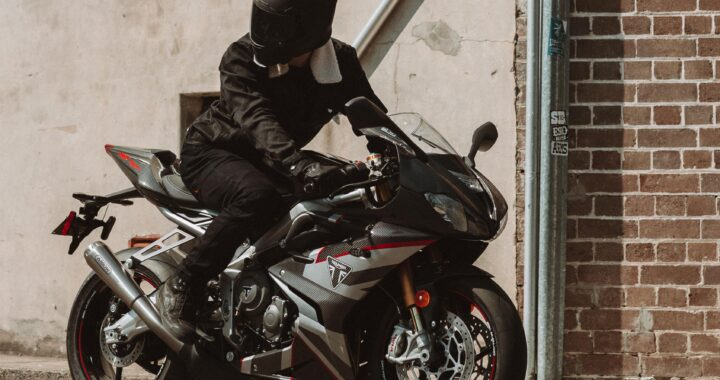 SA1NT Motorcycle Apparel is now available for Motorcyclists in America