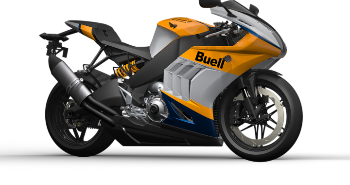 Buell Motorcycles is Back