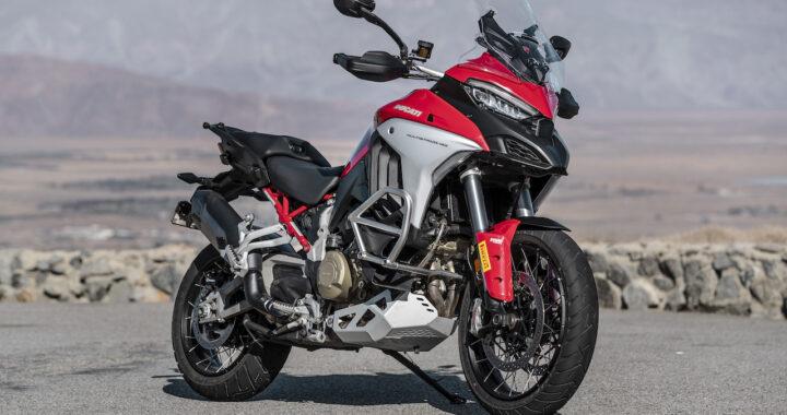 Ducati Multistrada V4 S 2021 – First Ride Review