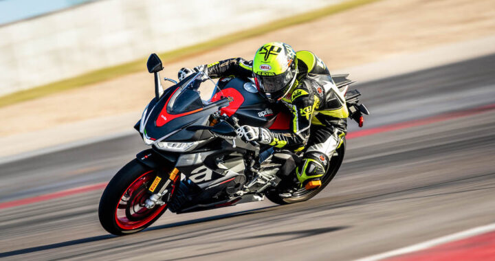 The Aprilia RS 660 is Going Racing
