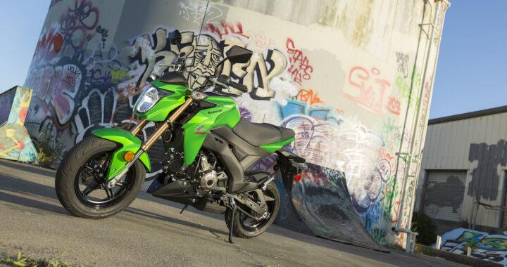 Kawasaki Z125 Pro 2017 – First Ride Review