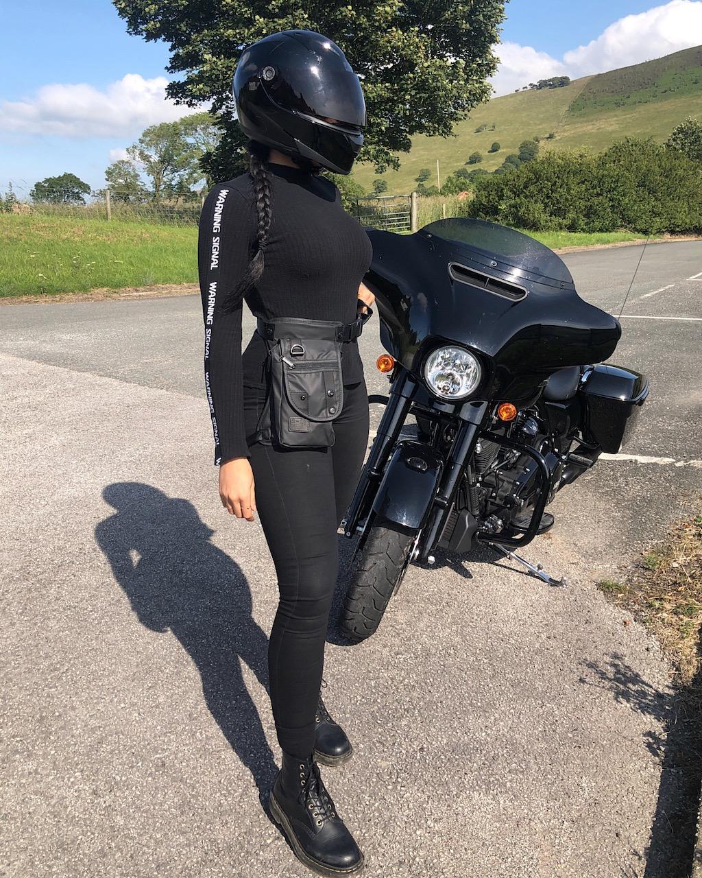 featured rider Naomi Morgan