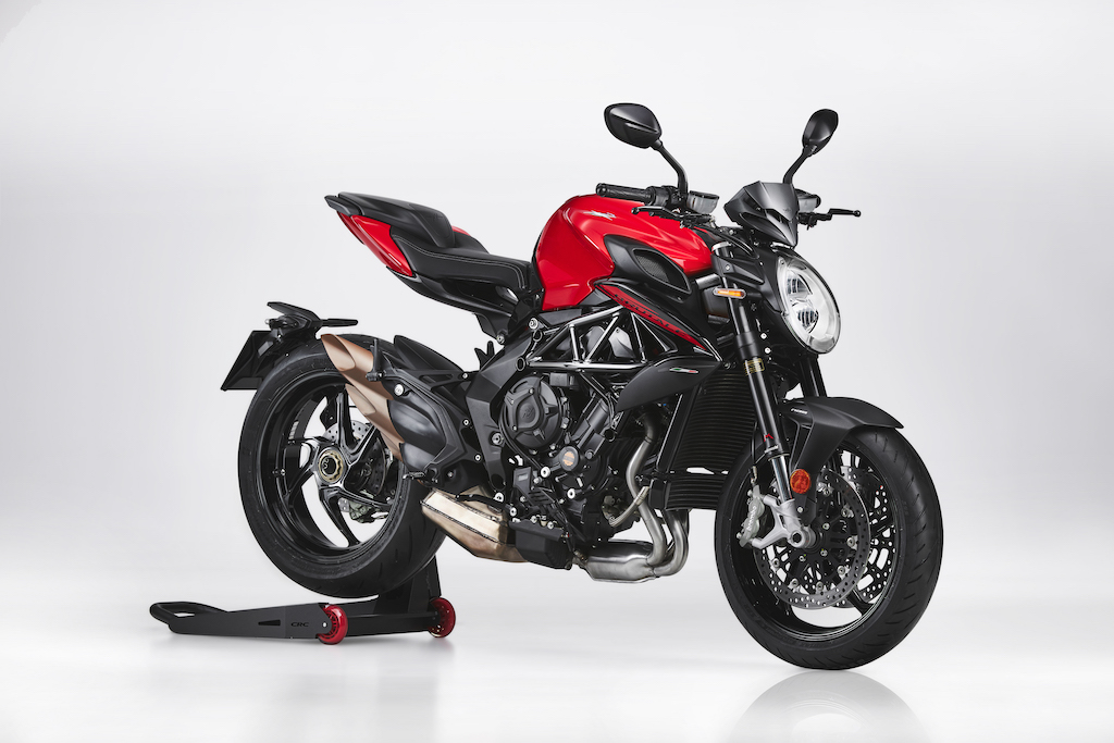 MV Agusta Brutale Rosso