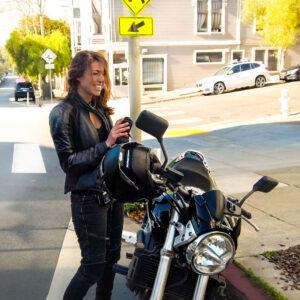 Featured Rider Liz LeBlanc
