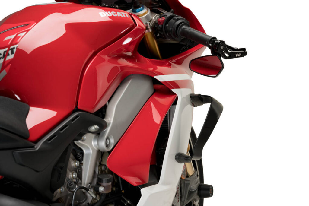 Panigale V4 Downforce Spoilers