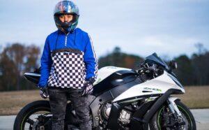 Featured Rider Shortie Spencer