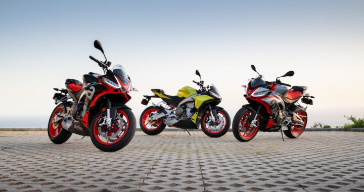 Aprilia Tuono 660 2021 – First Ride Review