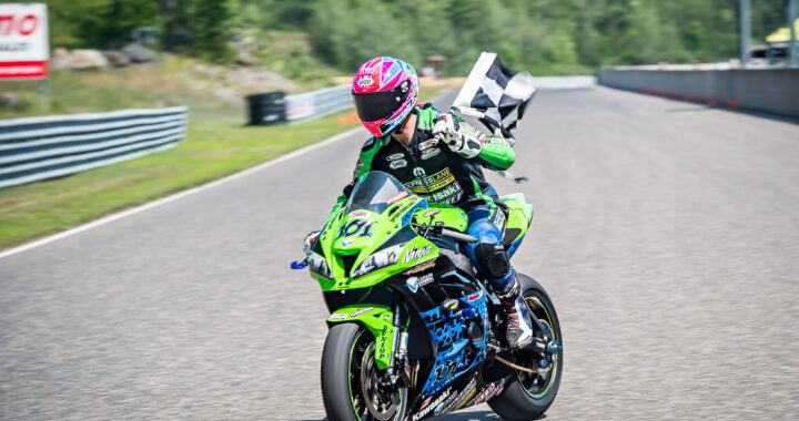 DP Brakes Riders Ready for the Canadian Superbike Championship