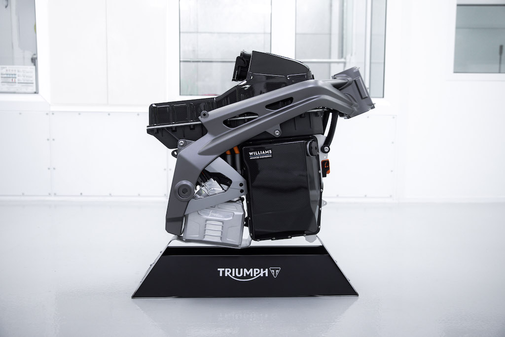 Triumph TE-1 Project