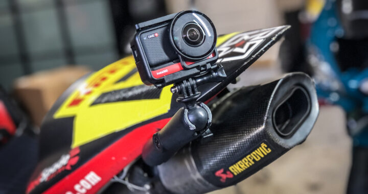 Insta360 Motorcycle Mounting Ideas