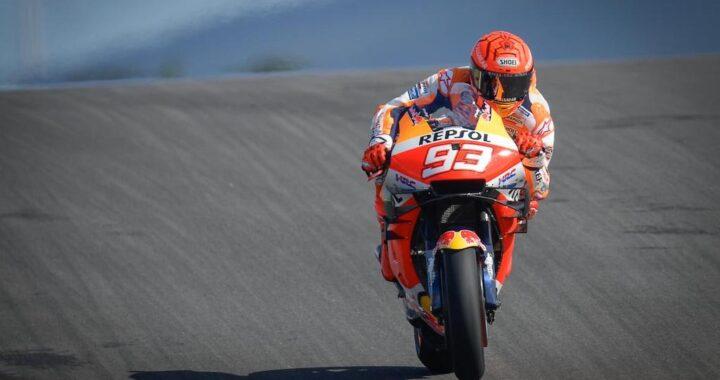 Marquez Returns to MotoGP Action