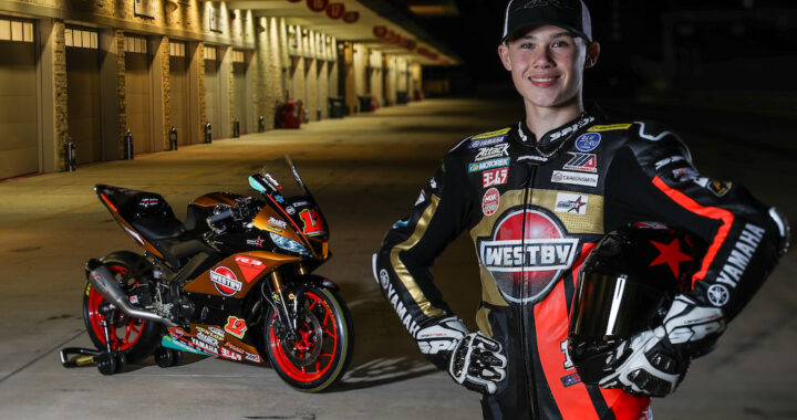 Jack Roach recruited by Westby Racing for MotoAmerica Junior Cup
