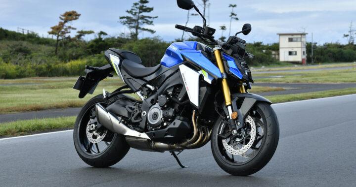 2022 Suzuki GSX-S1000 – First Look