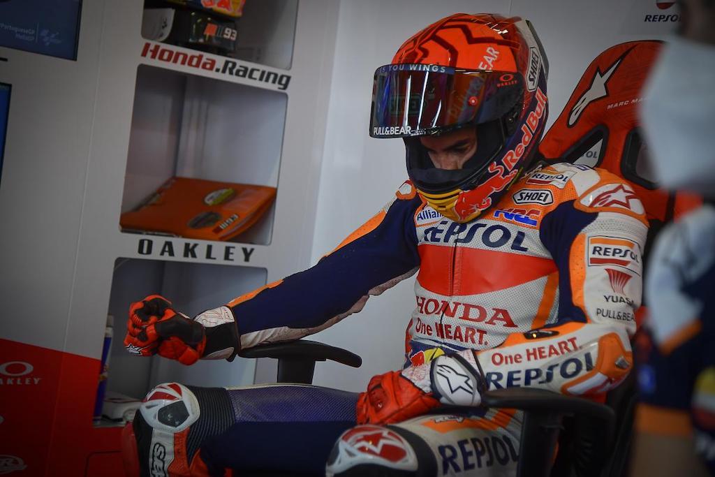 Marquez Returns to MotoGP