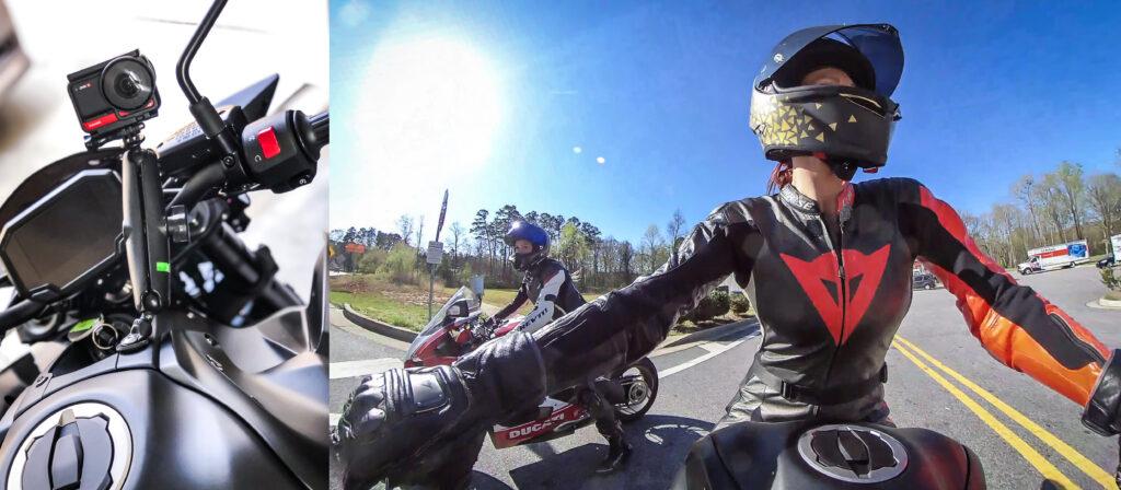 insta360 motorcycle