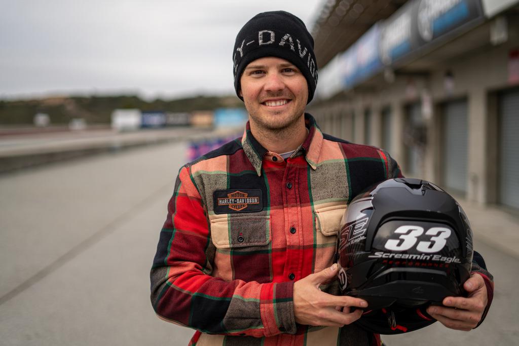 Kyle Wyman Harley-Davidson
