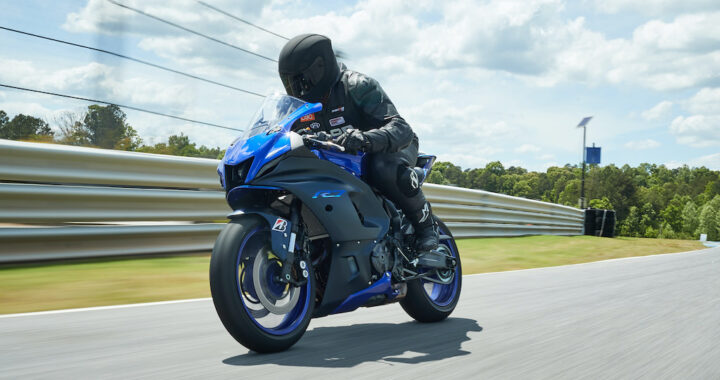 Yamaha YZF-R7 2022 – First Ride Review