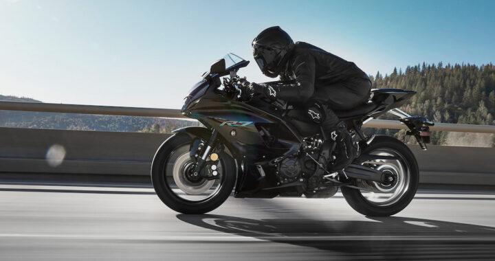 Yamaha YZF-R7 2022 – First Look