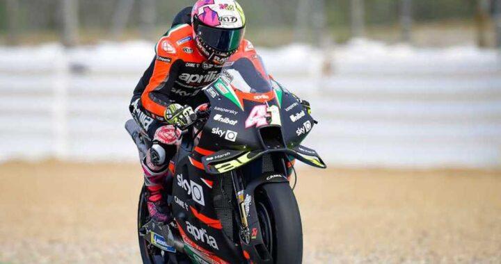 Aprilia Racing Commits to MotoGP Through 2026