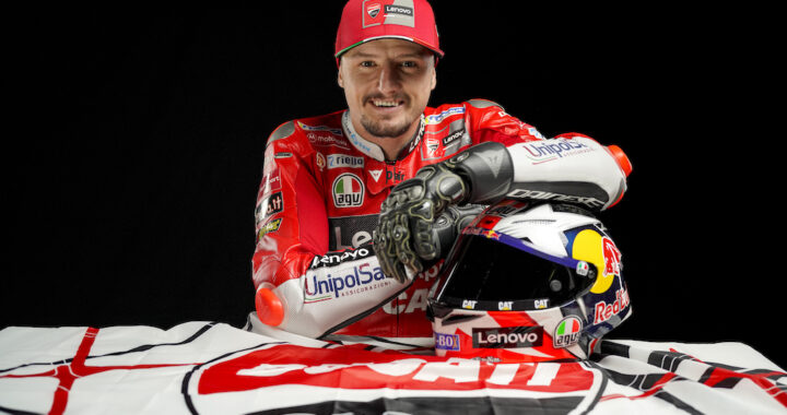 Jack Miller stays with Ducati MotoGP Factory Team