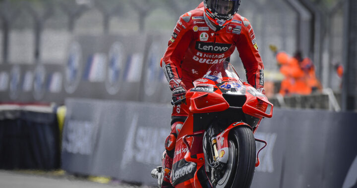 The French GP – MotoGP at Le Mans