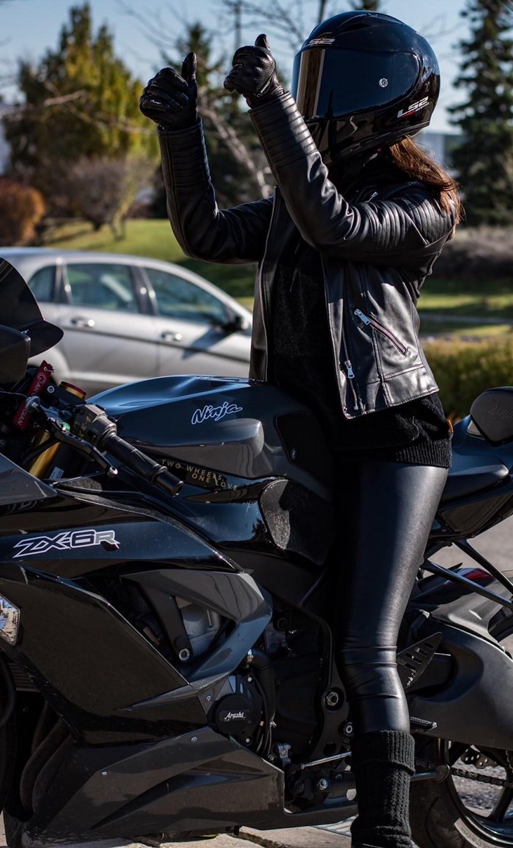 Motogirlvlog Marcy