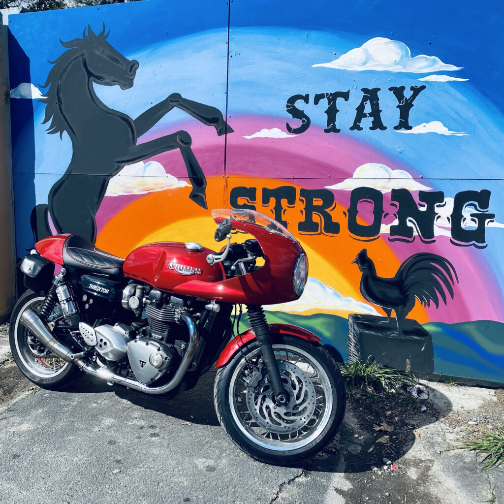 Featured Rider Mia Cheong