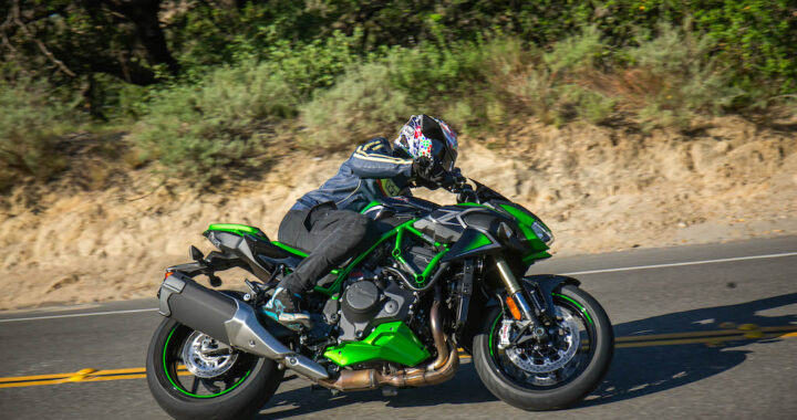 Kawasaki Z H2 SE 2021 – First Ride Review