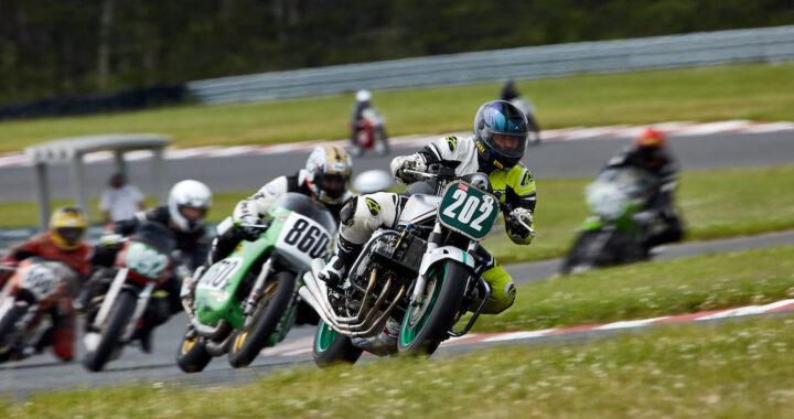 AHRMA Vintage Motorcycle Festival at New Jersey Motorsports Park