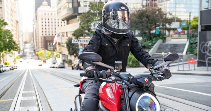 Monster Riding in California