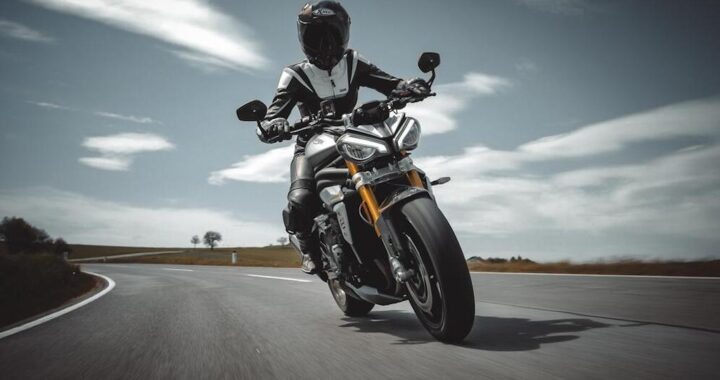 Triumph Speed Triple 1200 RS – First Ride Review