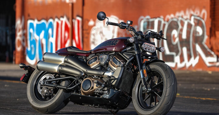Sportster S 2021 – First Ride Review